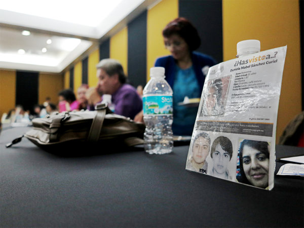 """CONVERSATORIO """"Derechos de las víctimas en México: Experiencias de víctimas y de organizaciones de la sociedad civil"""""""