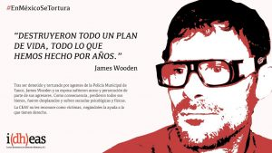 James wooden