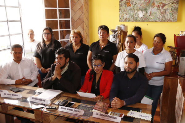 La ONU pide a México garantizar la protección de activista en favor de personas desaparecidas