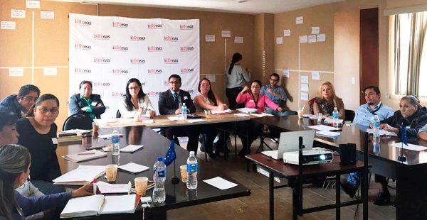 Idheas y el IMDHD imparten el taller Fortaleciendo capacidades para la búsqueda e investigación de casos de niñas, adolescentes y mujeres desaparecidas