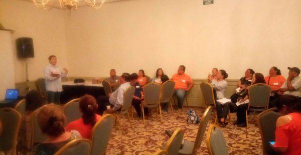 Idheas participa en el Taller de Tamaulipas