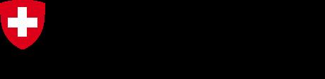 Logo embajada Suiza