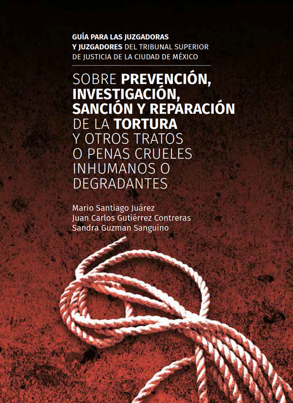 Guía para las juzgadoras y juzgadores del Tribunal Superior de Justicia de la Ciudad de México