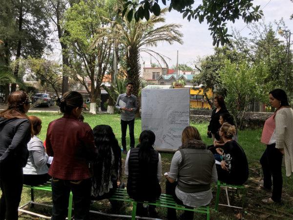 """I(dh)eas y el Colectivo """"Uniendo Cristales"""" del Estado de México se reúnen para para analizar la situación de las personas desaparecidas y construir estrategias de acceso a la justicia para las familias y víctimas"""