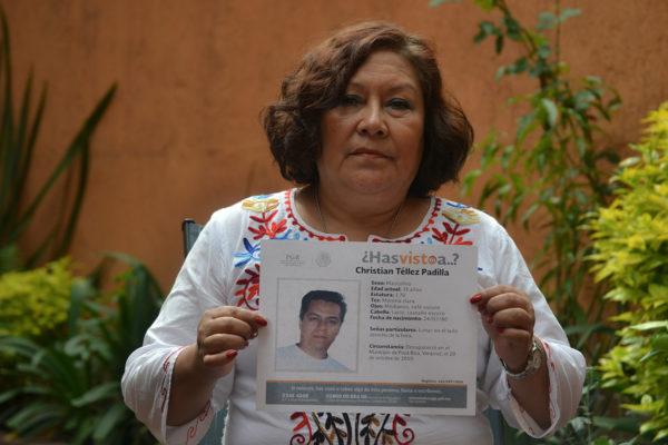 Sentencia ONU a México por desaparición forzada de Christian Téllez