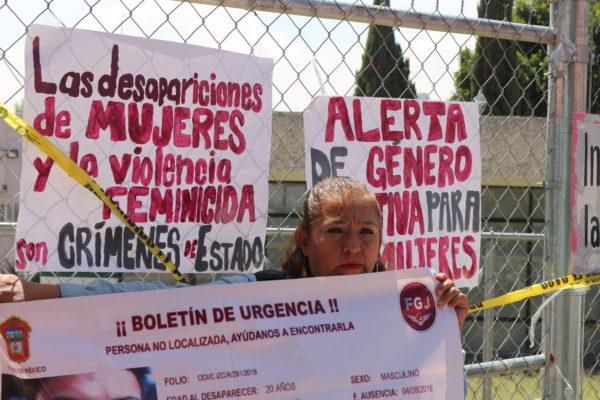 SEGOB emite alerta de violencia de género por desaparición de niñas, adolescentes y mujeres