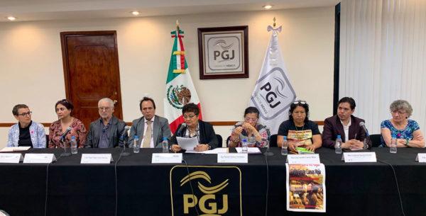 Se crea grupo de expertos para investigar el asesinato del activista  Carlos Sinuhé Cuevas Mejía