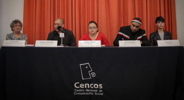 CNDH emite recomendación por la desaparición forzada de Aurora de la Paz y Carmelo Cortés durante la Guerra Sucia
