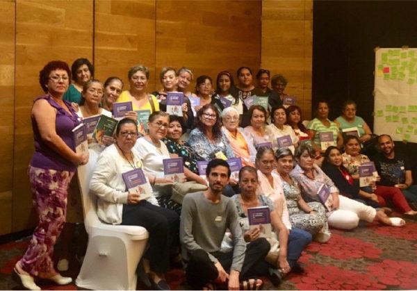 IDHEAS imparte taller sobre derechos de las víctimas al Colectivo Solecito de Veracruz