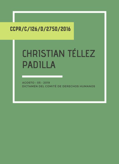 CCPR/C/126/D/2750/2016