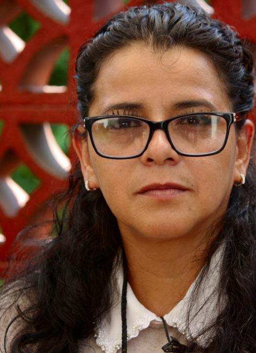 Araceli Salcedo Jiménez