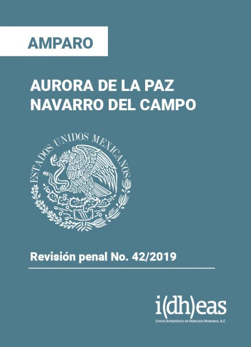 Amparo - Aurora de la Paz Navarro del Campo