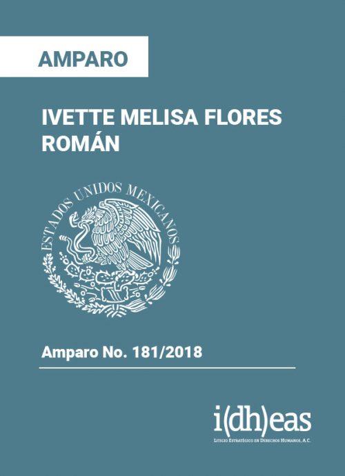 Amparo - Ivette Melisa Flores Román