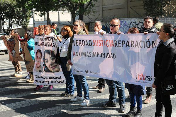 Alertan a la CIDH sobre la omisión del Estado mexicano en proteger y garantizar los derechos de las familias de personas desaparecidas en el contexto de la pandemia