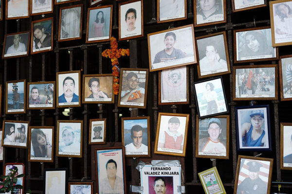 Solicitamos a la ONU emitir un llamamiento urgente al Estado mexicano sobre la situación de la fosa común irregular en Jojutla, Morelos