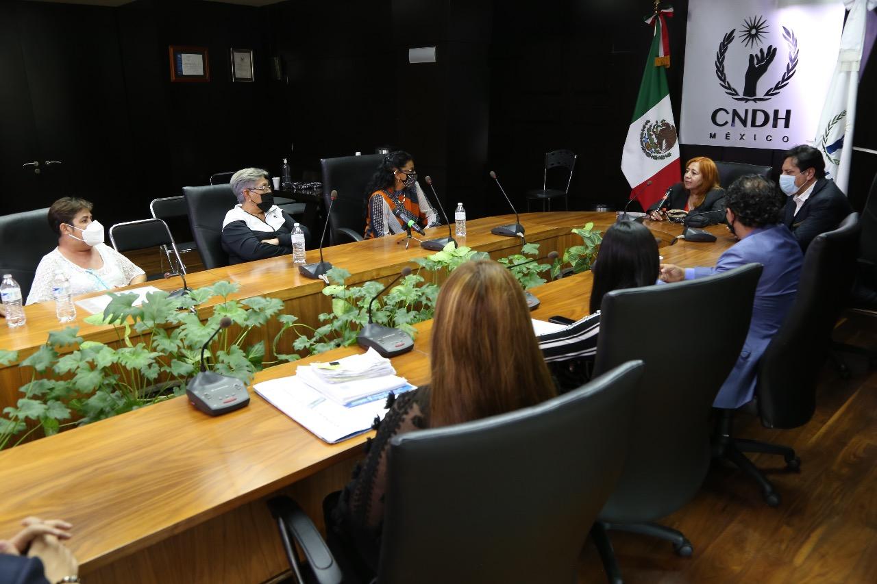 Víctimas presentan queja contra la CEAV por violación de su derecho a la salud
