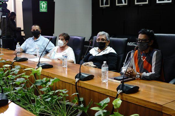 Familiares de personas desaparecidas acuden a la CIDH ante negativa de CEAV de proporcionarles atención médica