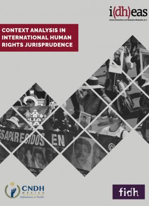 Context analysis in international human rights jurisprudence